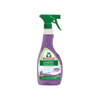 Higiénikus tisztítószer szórófejes Frosch levendula 500ml