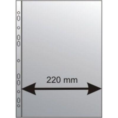 Lefűzhető genotherm A/4 széles 100 mikron 50 db/csomag