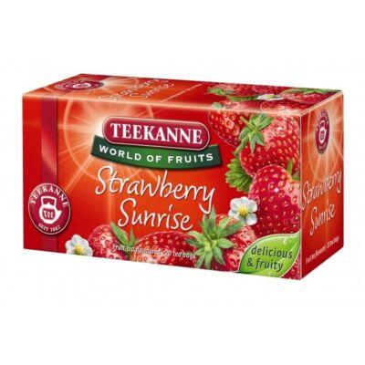 TEA TEEKANNE STRAWBERRY SUNRISE